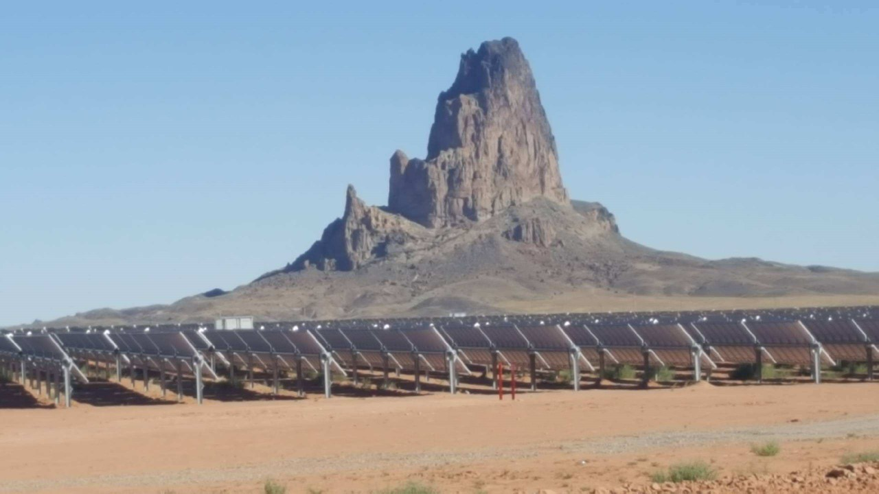 Kayenta II Solar Photo